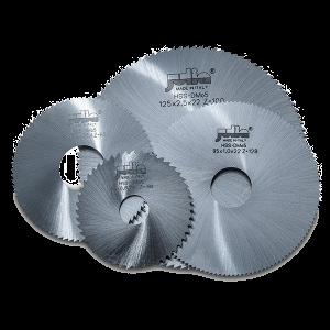 Прорізні високоточні дискові фрези Julia