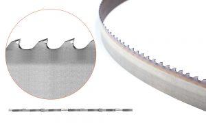 Стрічкова пила з твердосплавними напайками Honsberg Sinus Black TAP